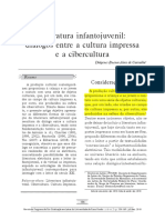 Literatura Infantojuvenil Dialogos Entre a Cultura Impressa e a Cibercultura2