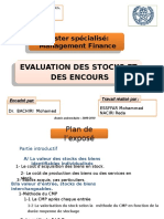 Evaluation Des Stocks