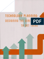 technology planning designing the direction