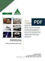 Proposal Pelatihan Mikrokontroller SMA Gratis