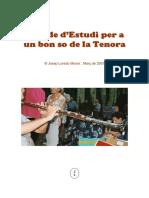 Mètode Tenora (Demo)