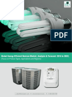 Global Energy Efficient Devices Market Report 2016