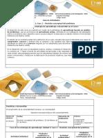 Guía de actividades y rubrica de evaluación- Unidad 2-Fase 2-Revisión conceptual