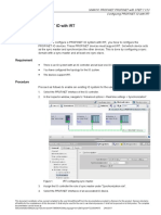 Simatic Profinet Profinet With Step 7 v13 - Configuring Profinet Io With Irt