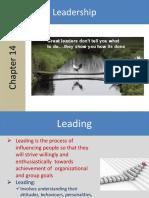 Leadership - POM