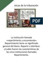 Clases de Repartimiento Patria del Criollo