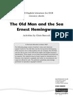 OldManSea OCR