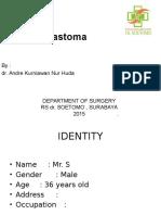 Giant Ameloblastoma