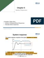 ME2142C5 162 System Response
