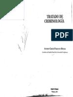 Tratado de Criminologia - Antonio Garcia y Pablos de Molina