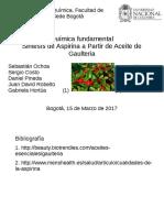 Presentación COMFIE