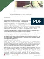 Reglamento Catad'or 2017 Intl Esp