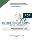Tangenciamentos Entre Maquinas de Guerra e Processo Civilizador_ XVI SIPCs