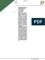 Giurisprudenza, alta formazione per i manager dell'Università - Il Resto del Carlino del 16 marzo 2017