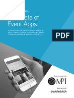 Mpi Research State of Event Apps