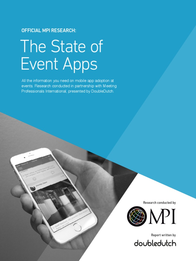 Mpi Research State Of Event Apps Mobile App Wi Fi Filter Udara Std Kc Nex