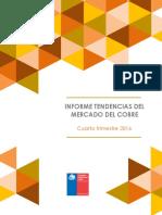 Informe de Tendencias Del Mercado Del Cobre