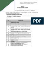 Anexo 1. Especificaciones Técnicas - Mantenimientos Varios