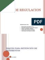 Obras de Regulacion