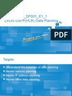 ZXUN USPP V4(HLR)-BC-EN-Installation and Commissioning-Data Planning-139.ppt