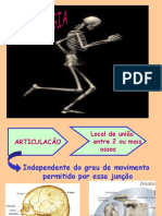 ARTICULACÕES