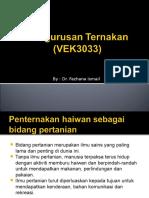 201302261402281Domestikasi Dan Status Pengeluaran Ternakan Malaysia (1)
