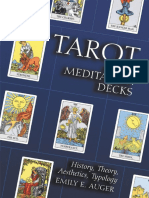 Emily E. Auger-Tarot and Other Meditation Decks_ History, Theory, Aesthetics, Typology-McFarland (2004)