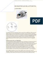 Manual Instalaciones Electricas Switchera Luces Iluminacion Diodos Transistores Tipos Ecu Unidad Control Electronico