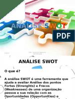 Analise Swot