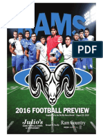 Football Special Section 2016