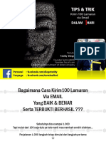 Tips Kirim Lamran via Emasasdil