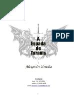 Alexandre Heredia - A Espada de Taranis
