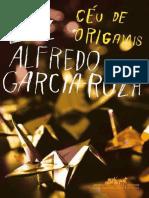 Ceu de Origamis - Luiz Alfredo Garcia-Roza