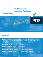 ZXUN USPP Installation and Commissioning-Software Installation(Network Management Software Installation)-1-PPT.ppt