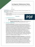 Caracterización de Situaciones de Su Diario Vivir Asociadas a Cambio y Variación.