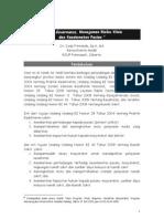 Dody Firmanda 2010 - Guest Lecture 3 KARS UNAND - Clinical Governance, Manajemen Risiko Klinis dan Keselamatan Pasien