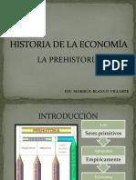Tema Nº1 Historia de La Economía Presentación