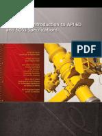Cameron Intro to API 6D 6DSS PDF