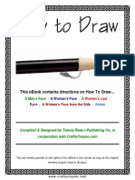 How to Draw a Person's Face