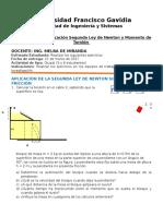 Tarea 2- UNIDAD Aplicación 2 Ley de Newton-fricción-mcu-ToRSOR