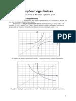 9. Funções Logarítmicas