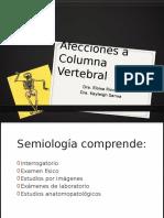 Trastornos de Columna .pptx
