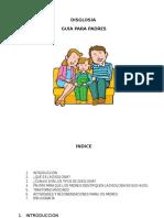 Disglosia Guía Para Padres