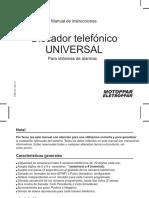 Discador Telefonico Ml