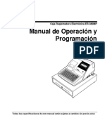 Manual de Usuario ER380MP