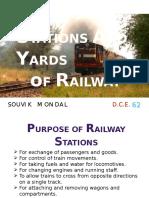 Stations & Yards of Railway(Souvik Mondal D.C.E.-62).pptx