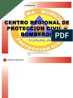 Curso Primeros Auxilios de Proteccion Civil
