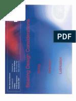 2007 B 1 Bearing Design Considerations