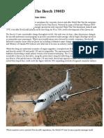 Beech 1900D - Flight Test