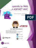 Construyendo La Web Con ASP .NET MVC